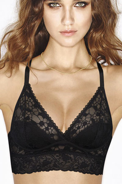 Wonderbra Triangle Bralette