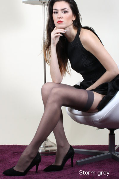 Cindy Sheer Stockings Strumpor  / Strumpbyxor.com