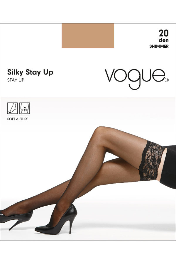 Vogue Silky stay-up Stay-up Special Offer / Strumpbyxor.com