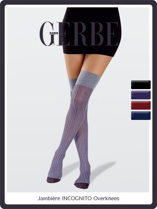Gerbe Incognito over-knee Over-knee Special Offer Vinter & Höst / Strumpbyxor.com
