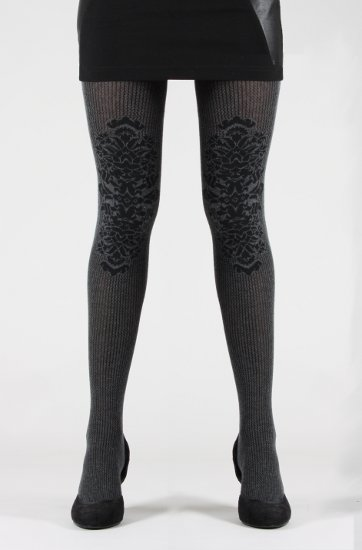 Crönert 72432 Ornament Tights Strumpbyxor Special Offer Vinter & Höst / Strumpbyxor.com