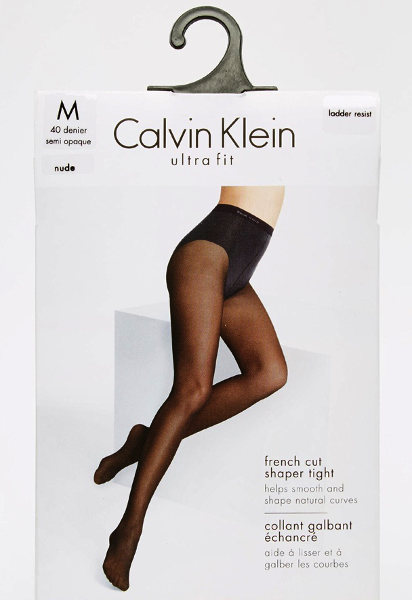 Calvin Klein Ultra fit French cut Strumpbyxor Shapewear Vinter & Höst / Strumpbyxor.com