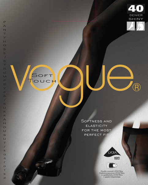 Vogue Soft Touch 40 Strumpbyxor Special Offer / Strumpbyxor.com